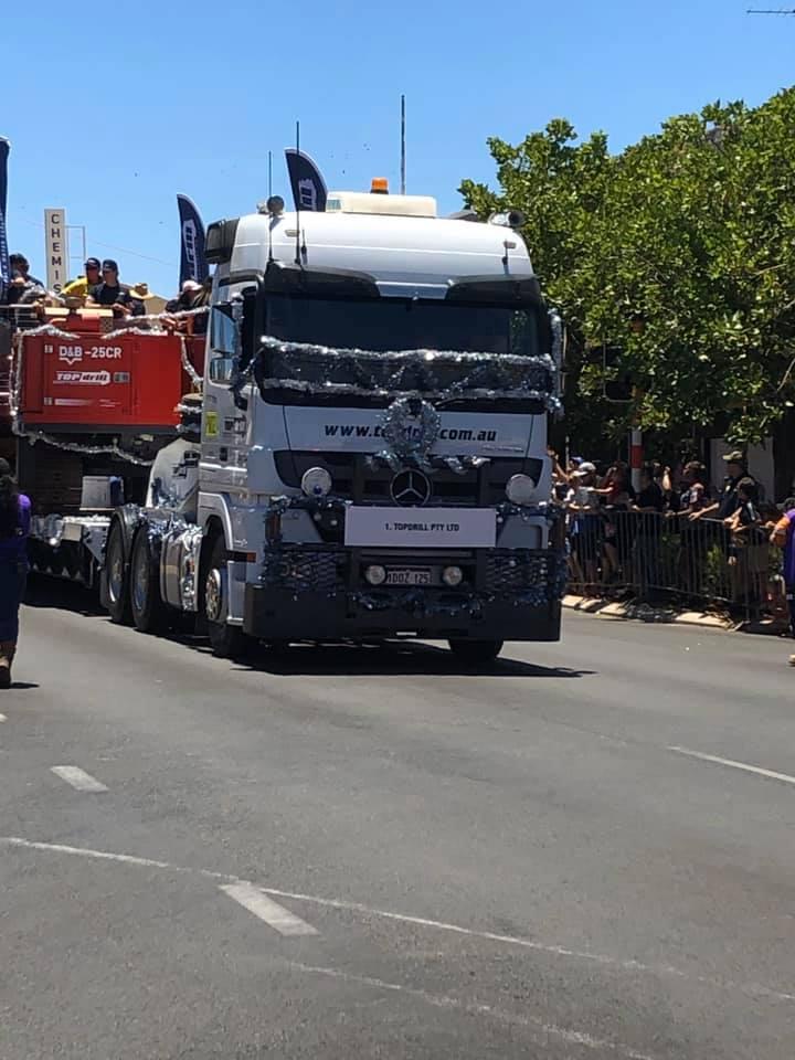 St Barbara's Parade
